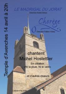 affiche Avenches Michel Hostettler2